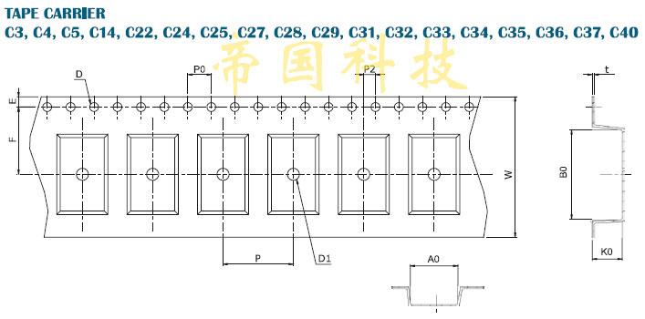 泰艺普通有源晶振oc,oc-m7050贴片晶振,晶体振荡器