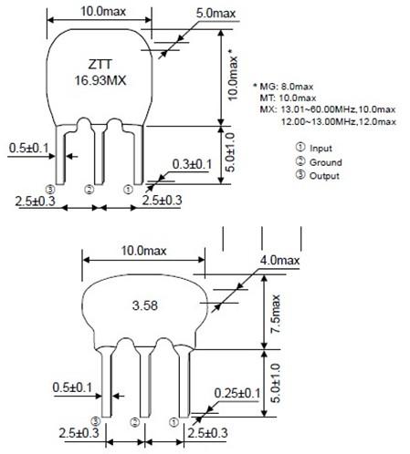 lc滤波器在电路中接线
