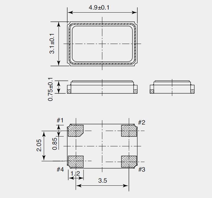 负载电容     振荡电路中负载电容的不同,可能导致振荡频率与设计