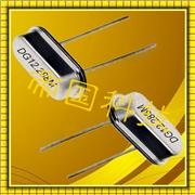 石英晶振,HC49S晶振,石英晶體諧振器(qi)